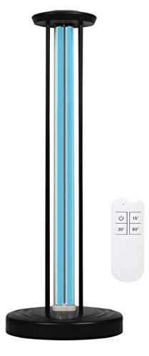 Germozap MEGA 100 Watt UVC Light, Ultraviolet Sanitizer, UV...
