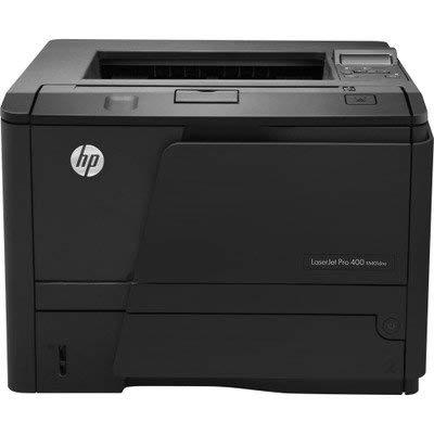 HP LaserJet Pro 400 M401DNE M401 CF399A#BGJ- Impresora con tóner de 80 A y garantía de 90 días