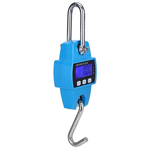 Omabeta lower power consumption Hanging Scales Hanging Weight Scale Industrial Crane Scale Detachable hook for home luggage garage