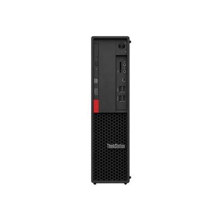 Lenovo ThinkStation P330 SFF, Xeon E-2234, 16GB, 512GB SSD, W10 Pro, 30D10027UK