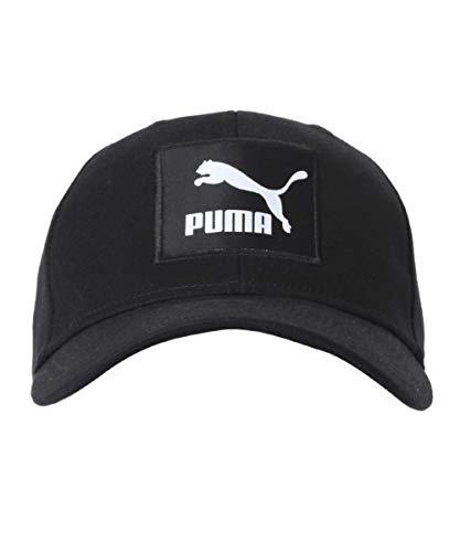 Puma Archive Logo Label Cap Einheitsgröße Puma schwarz