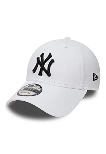 New Era York Yankees 9forty Adjustable White/Black - One-Size