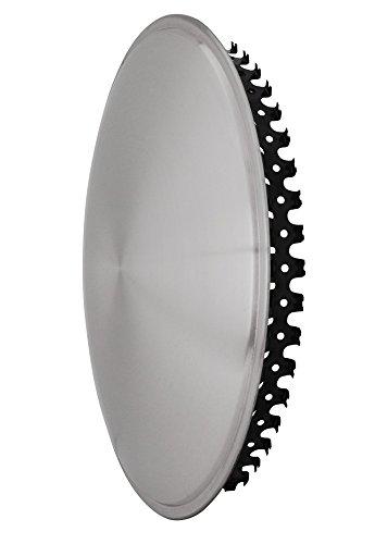 Universell passende Radzierblende (1 Stück) 15 Zoll – Moon Caps für diverse PKW etc. 15
