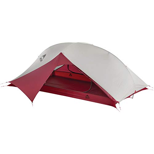 MSR Carbon Reflex 2-Person Ultralight Mesh Backpacking Tent with Rainfly