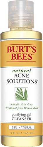 BURT'S BEES - Natural Acne Solutions Purifying Gel...