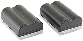 STK Canon BP-511 BP-511a Battery - 2 Pack 2200mAh for 30D, Digital Rebel, G5, 50D, 5D, G3, 40D, G1, 20D, D60, G6, G2, Pro 1, 300D Digital Cameras