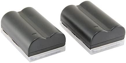 STK Canon BP-511 BP-511a Battery - 2 Pack 2200mAh for 30D, Digital Rebel, G5, 50D, 5D, G3, 40D, G1, 20D, D60, G6, G2, Pro 1, 300D Digital Cameras