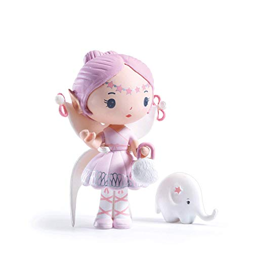 DJECO - Tinyly Elfe & Bolero Puppen & Figuren (36950)