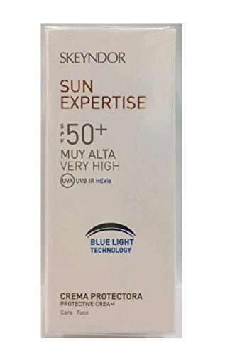 SKEYNDOR SUN EXPERTISE CREMA PROTECTORA FACIAL BLUE LIGHT TECHNOLOGY SPF50 25 ML