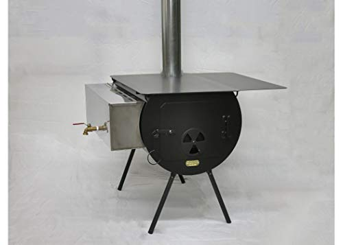 Cylinder Stoves - Yukon Package - Wall Tent Stove