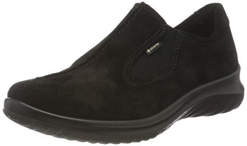 Legero Damen SOFTBOOT 4.0 Gore-Tex Sneaker, Schwarz (SCHWARZ 0000), 41 EU