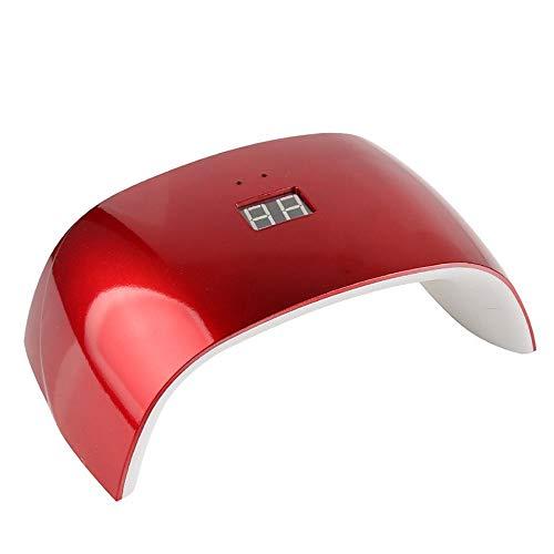 JenLn Snelle LED UV-nageldroger lamp nail lichtsensor nagelmachine 18W nagel-lichttherapie-machine Sun Light Painless nagelmachine