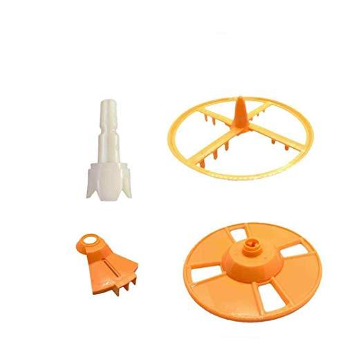 5 Pieces Replacement Parts Compatible w/Baby Brezza Formula Pro Advanced FRP0046