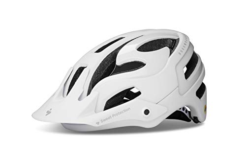 Sweet Protection Bushwhacker II MIPS Helmet, Matte White, SM