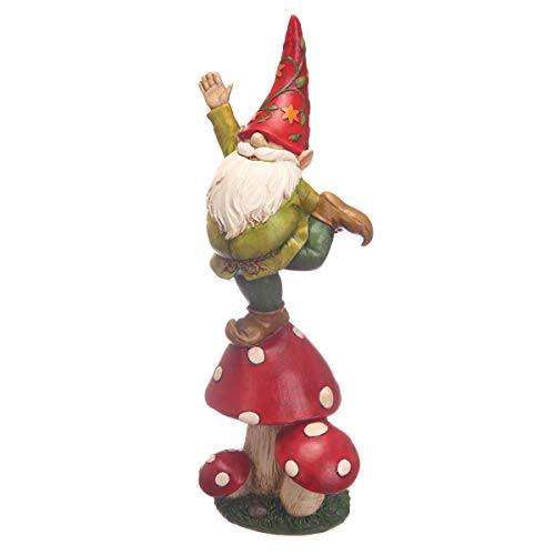 stretching gnome