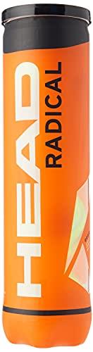 HEAD Radical Tennis Balls, Triple Pack (12 Balls)