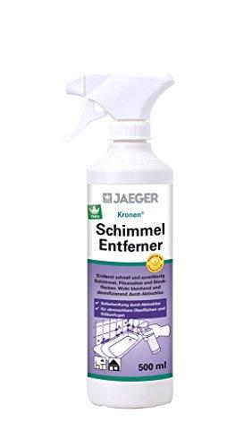 Jaeger Kronen Schimmelentferner, schimmelspray 1 Liter