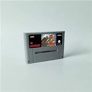 Game card Alien VS. Predator - Action Game Cartridge EUR Version ,Game Cartridge 16 Bit SNES , cartridge snes , cartridge super