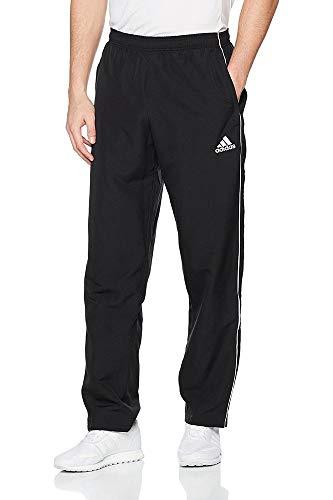 adidas Men's Core 18 Presentation Trousers, Black/White, 2X-Large