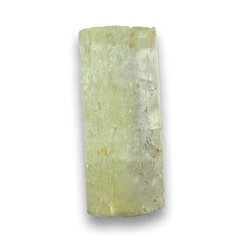 Starborn natürlicher Heliodor Kristall 15-20 Karat, Ein Stück