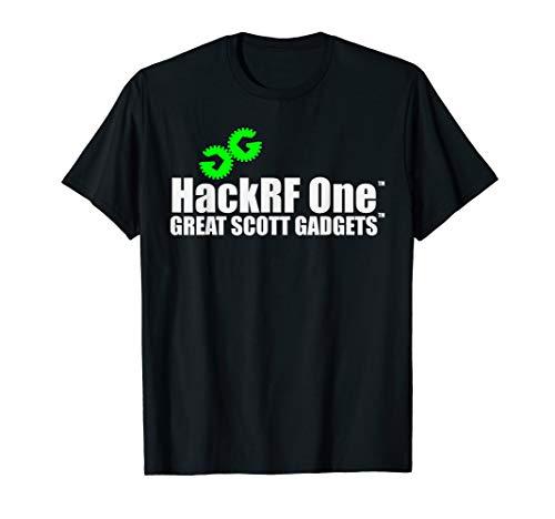HackRF Ein großartiger Scott Gadgets Radio Hacking T-Shirt