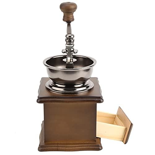 Handkurbel Kaffeemühle, Bohnenmühle...