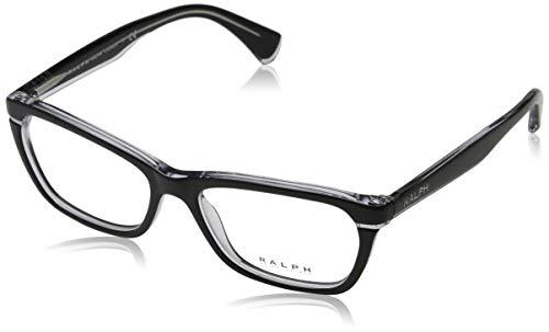 Ralph Lauren Brille für Vista RA7091 1695 schwarz rahmenmaterial: kunststoff größe 53 mm brille für damen