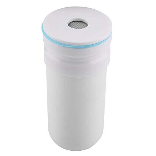 Socialme-eu Purificador de Agua Grifo Cocina Hogar Fregadero Lavable Percolador Mini Filtro de Agua Eliminación de Bacterias Filtro Reemplazo