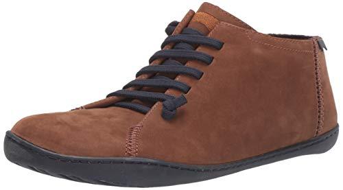 Camper Herren Peu Cami Ankle Boot, Medium Brown, 43 EU