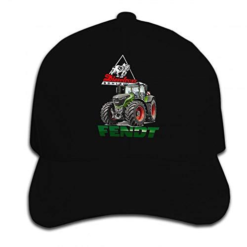 PRWJH Sport Snapback Cap Baseball Cap Mann Fendt Dieselross Traktor Grafik Herren Hut Peaked Cap
