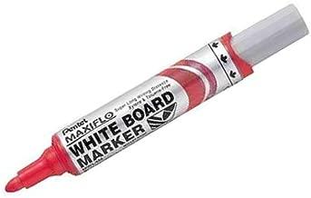 ماكسيفلو بينتيل لوحة بيضاء علامة عيار غيض الأحمر