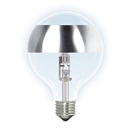Laes 982626 Ampoule Globe Bague E27 42 W, 95 x 135 mm