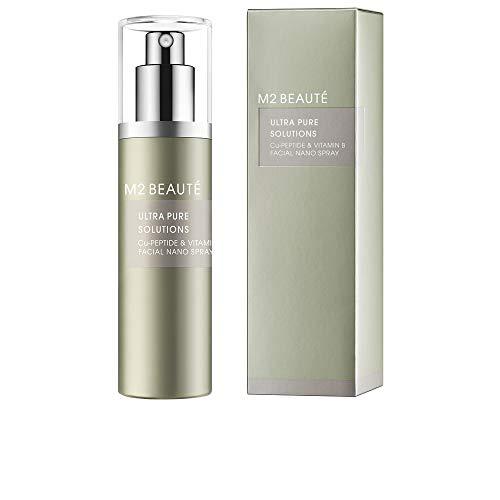 M2 Beauté Ultra Pure Solutions Cu-Peptide & Vitamin B Facial Nano Spray - Gesichtspflege, 75 ml