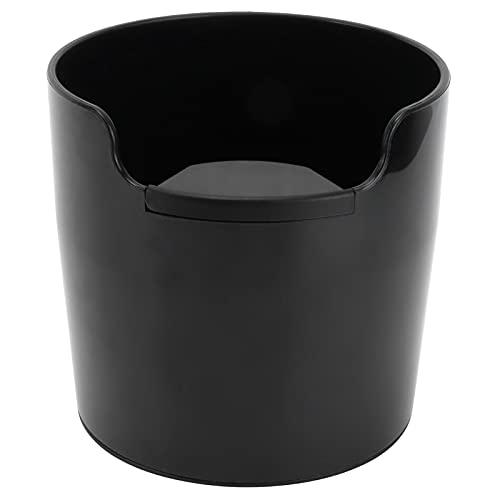SALALIS Recipiente para posos de café, Caja de posos de café fácil de Limpiar para Bares para hogares