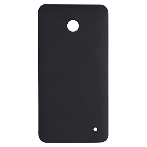 Liaoxig Nokia Spare Coperchio Posteriore della Batteria for Nokia Lumia 630 (Nero) Nokia Spare (Colore : Black)