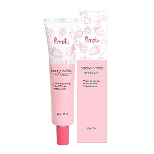 Crème anti-rides hydratante et éclaircissante pour les yeux - BERRY WHITE Eye Serum 30ml - Cosmétique coréen