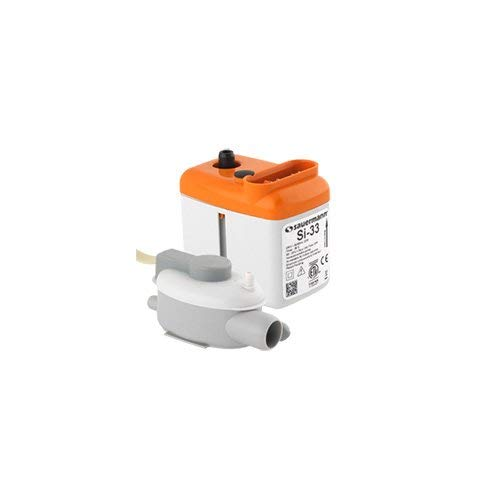 Sauermann SI-33-230V Mini Condensate Removal Pump for Air Conditioners, 5.6 Ton to 8.4 Tons, 230V