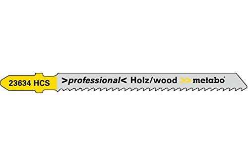 Metabo 623703000 100 decoupeerzaagbladen hout professioneel