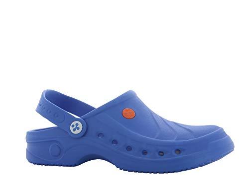 Zuecos de Seguridad para Mujer – Zapatos de Trabajo Ligeros para Hombre,...