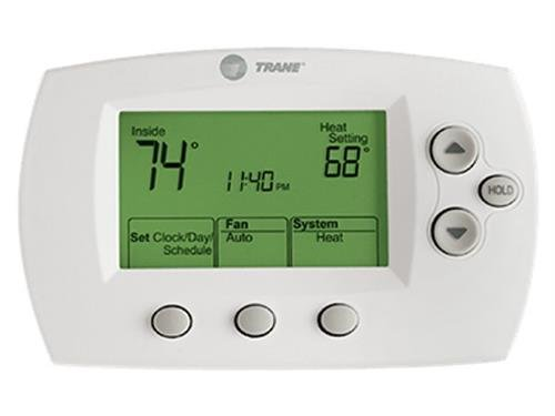 Trane XL602 TCONT602 / TCONT602AF22MAA Programmable 2H / 2C Thermostat