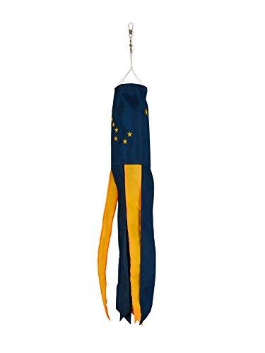 Breeze Windsack in The Flagge, 45,7 cm Alaska 18-Inches Alaska