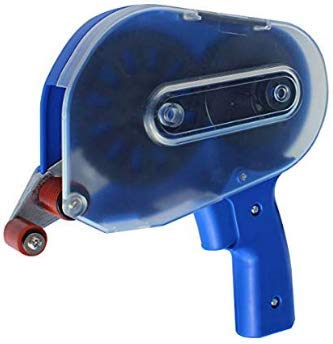 """T.R.U ATG-50 ATG Tape Dispenser Gun for Tape: 1/4 in, 3/8 in, 1/2 in, and 3/4 in. Wide on 1 in. Plastic Core (Dispenser with 12 Rolls ATG 1/4"""")"""