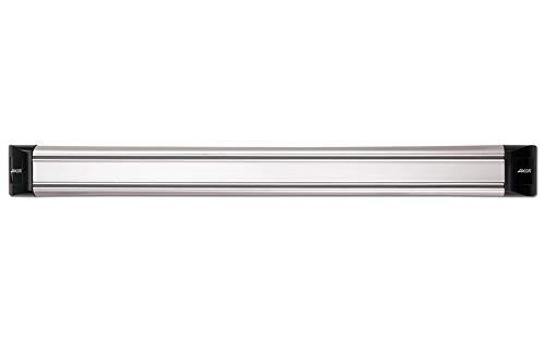 Arcos Soportes Magnéticos - Soporte Magnético para Cuchillos - Hecho de PVC, Acero y ABS 450 x 45 mm - Color Gris y Negro