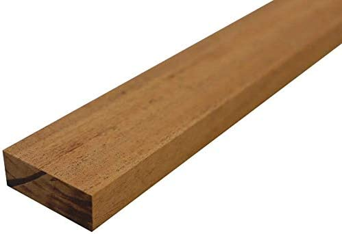 Pack of Max 77% OFF Denver Mall 2 Sapele Lumber Board 12