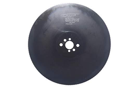 Metall-Kreissägeblatt Hss DMO5 315 x 2,5 x 32 mm 200 Zähne Sägeblatt Kreissägeblatt Metallsägeblatt