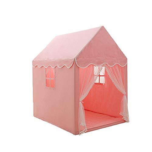 CYONGYOU Children's Tent House Princess Castle Indoor Outdoor Folding Game Tent