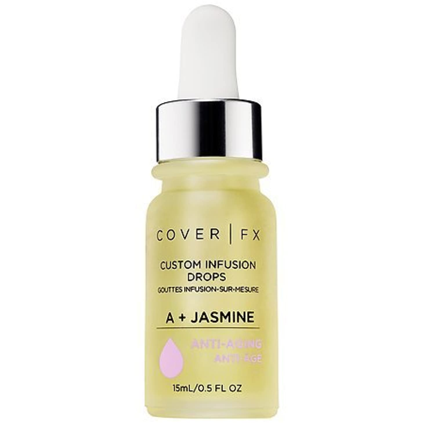 COVER FX Custom Infusion Drops 15 ML (A + Jasmine) by Cover FX