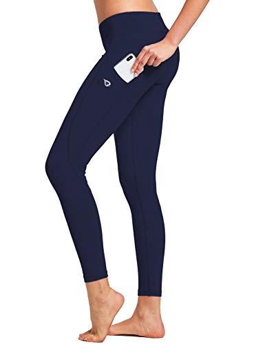 BALEAF - Yoga-Hosen für Damen in Blau, Größe L