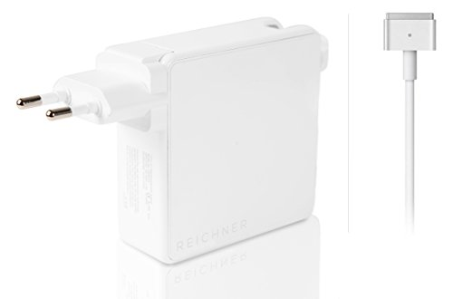 Reichner 85W Cargador Adaptador PC Portátil Compatible con A1398 A1424 Apple...