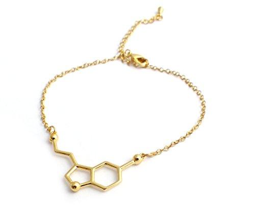 Serotonin Molekül Armband - Breaking Bad